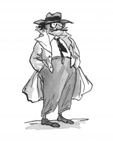 Detective Strauss