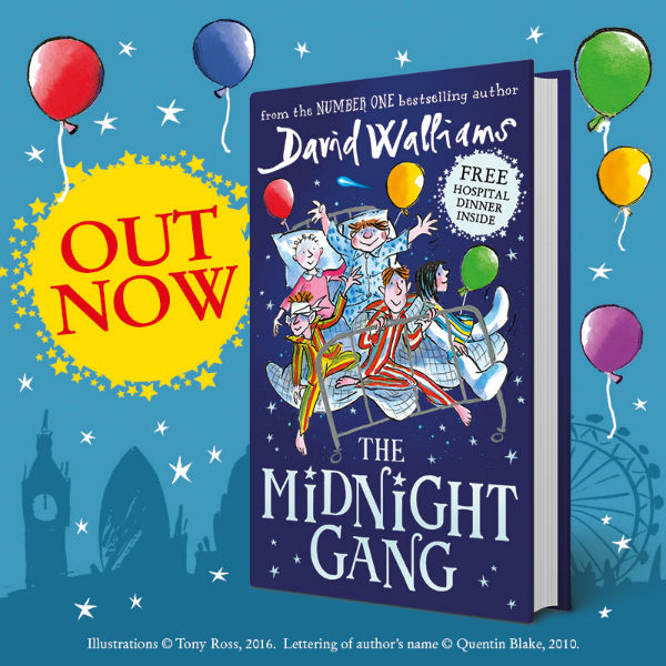 The Midnight Gang – Out Now!