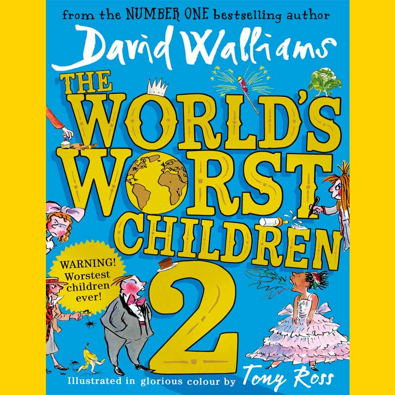 The World's Worst Children 2 – pre-order