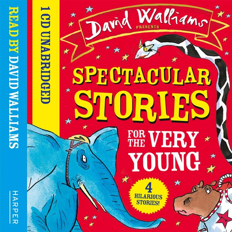Spectacular Stories Announce