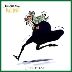 Judge Pillar